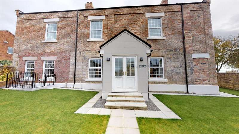 4 Bedrooms Detached House for sale in Front Street, Newbottle, Houghton Le Spring