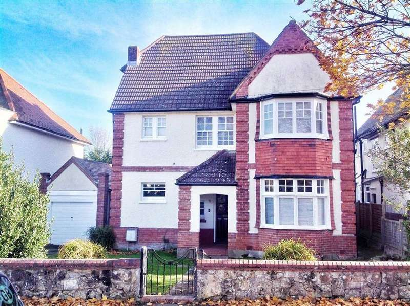 6 Bedrooms Detached House for sale in Sutherland Avenue, Bexhill On Sea