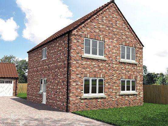 4 Bedrooms Detached House for sale in North Field Close, Off North Eastern Road, Thorne, Doncaster, DN8 4AS