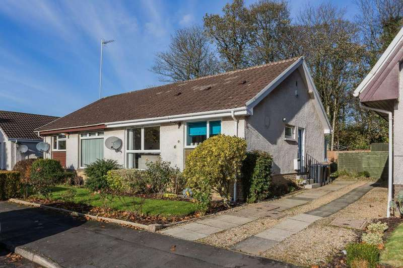 2 Bedrooms Semi Detached Bungalow for sale in 37 Piper Road, Houston, PA6 7JY