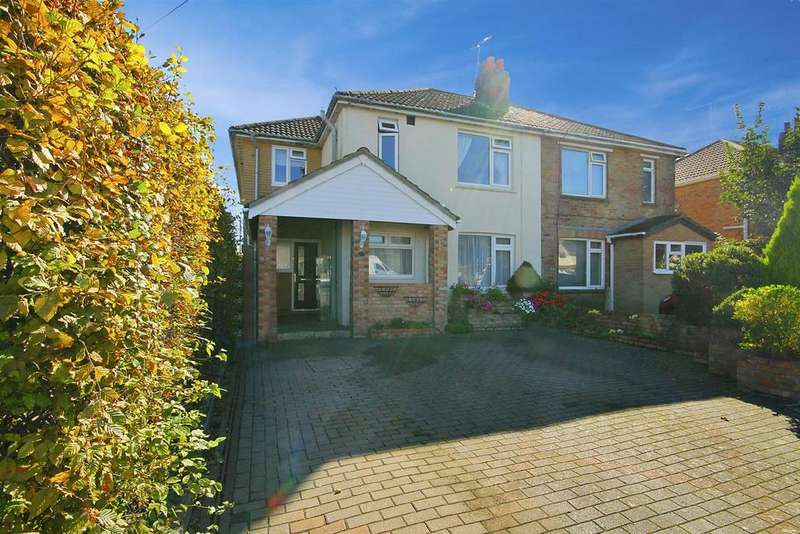 5 Bedrooms Semi Detached House for sale in Stanley Green Road, Poole