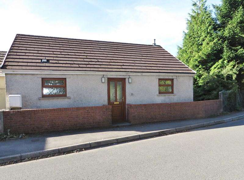 3 Bedrooms Semi Detached House for sale in Well Street, Brynmawr, Ebbw Vale