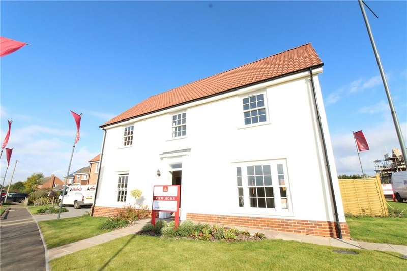 4 Bedrooms Detached House for sale in Harvey Lane, Dickleburgh, Diss, Norfolk, IP21