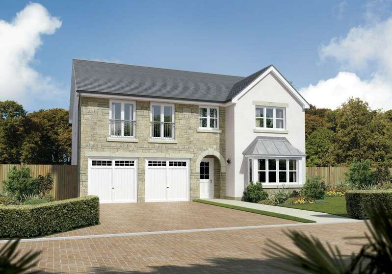 5 Bedrooms Detached House for sale in Plot 3, The Melton,, Lempockwells Road, Pencaitland, EH34 5AF