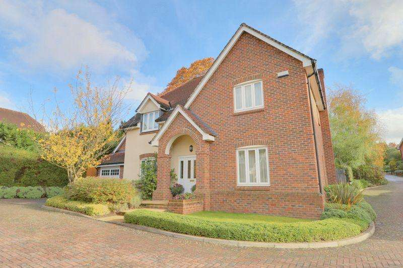 5 Bedrooms Detached House for sale in Hillthorpe Close, Purley
