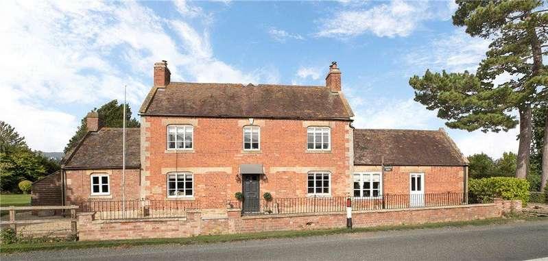 4 Bedrooms Detached House for sale in Campden Road, Mickleton, Gloucestershire, GL55