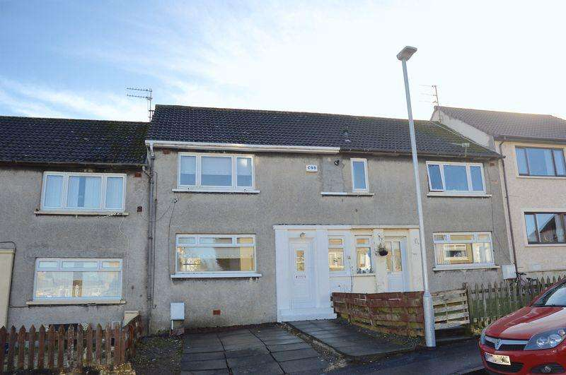 3 Bedrooms Terraced House for sale in Lochmark Avenue, Drongan
