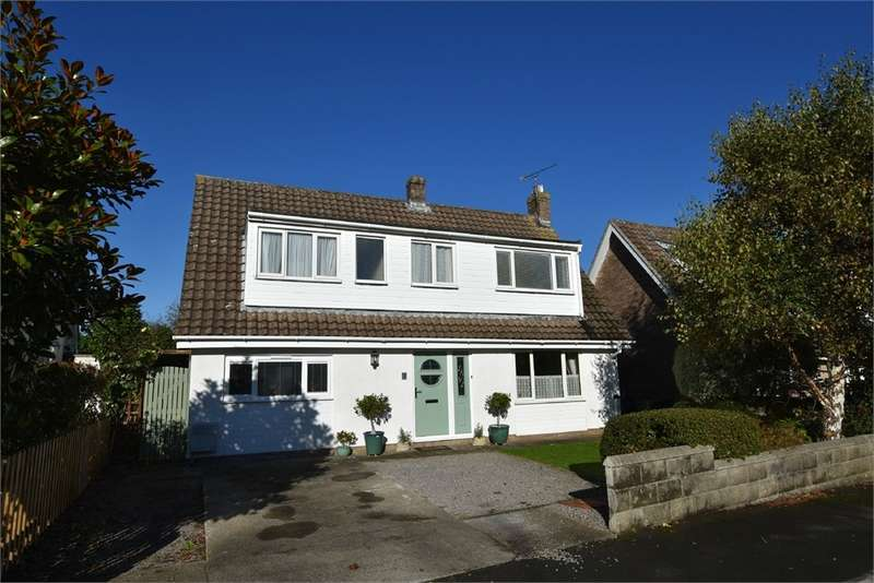 4 Bedrooms Detached House for sale in Ploughed Paddock, Bristol, Nailsea, North Somerset