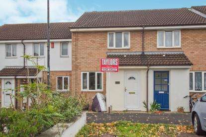 2 Bedrooms Terraced House for sale in Oaktree Crescent, Bradley Stoke, Bristol, Gloucestershire