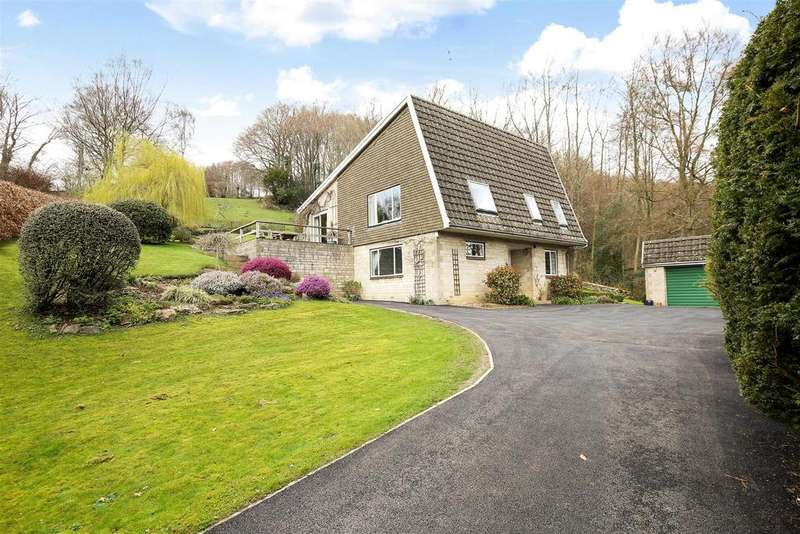 4 Bedrooms Detached House for sale in Far End Sheepscombe, Stroud