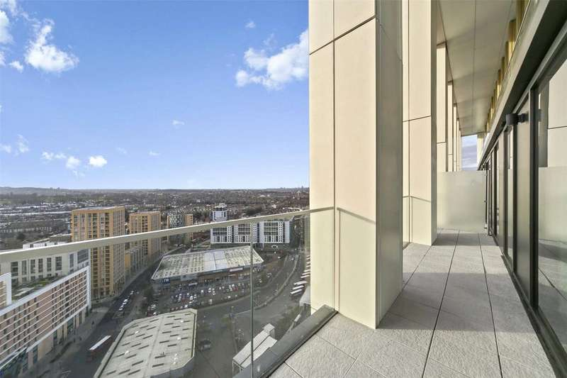 3 Bedrooms Flat for sale in River Mill One, Station Road, Lewisham, London, SE13