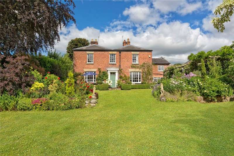 4 Bedrooms Detached House for sale in Whittington, Oswestry, Shropshire