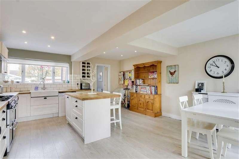 3 Bedrooms Semi Detached House for sale in Kepwick, Two Mile Ash, Milton Keyns, Bucks