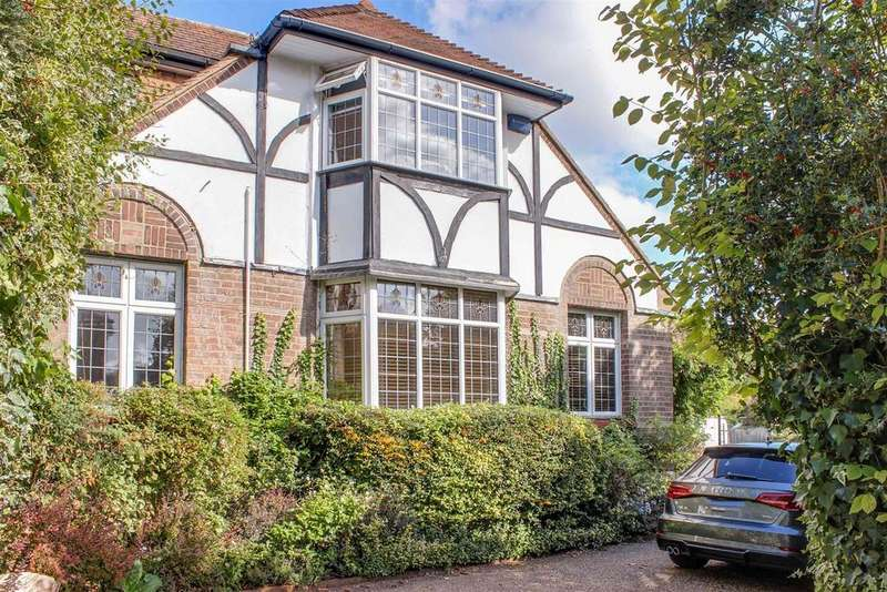 5 Bedrooms Detached House for sale in Vera Avenue, Winchmore Hill, N21