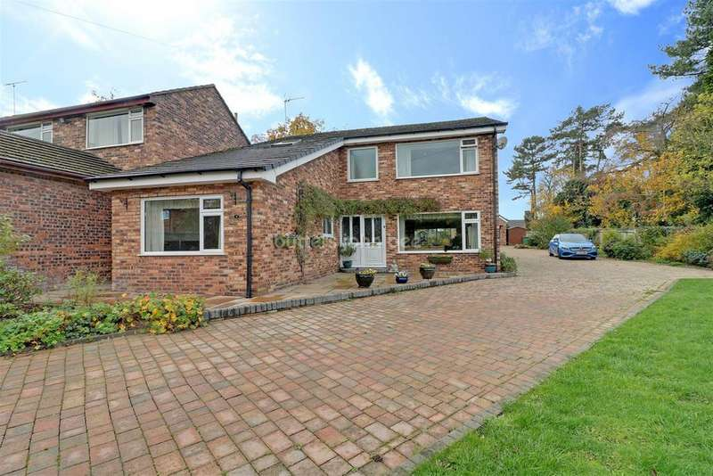 4 Bedrooms Detached House for sale in Beauty Bank, Darnhall