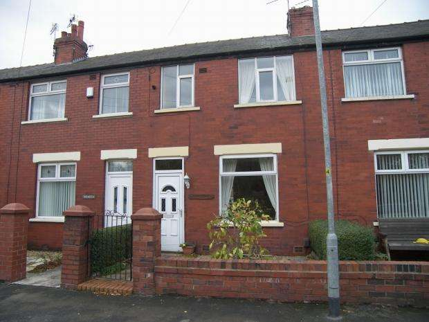 3 Bedrooms Terraced House for sale in Derby Road Wesham Preston