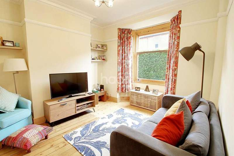 3 Bedrooms Terraced House for sale in Dulverton Road, Leicester