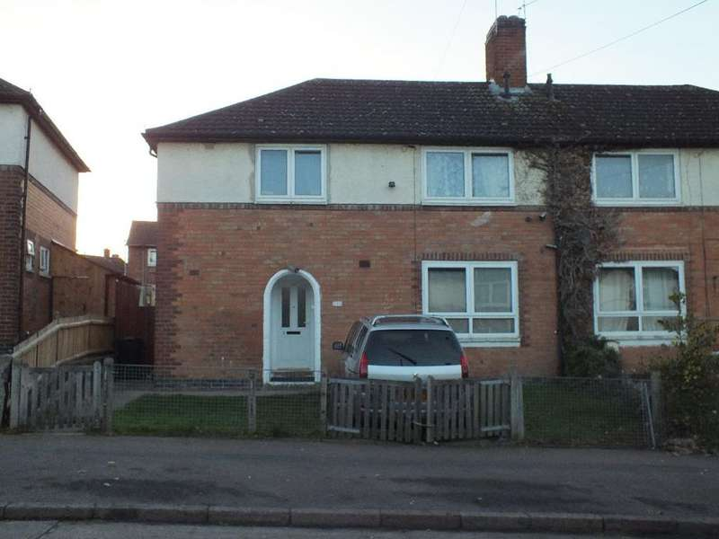 4 Bedrooms Semi Detached House for sale in Linacres Road, Braunstone, Leicester, LE3 1RE