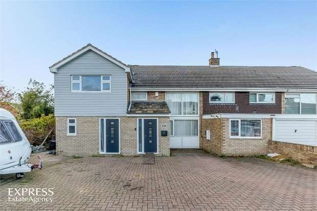 4 Bedrooms Semi Detached House for sale in Rede Court Road, Rochester, Kent