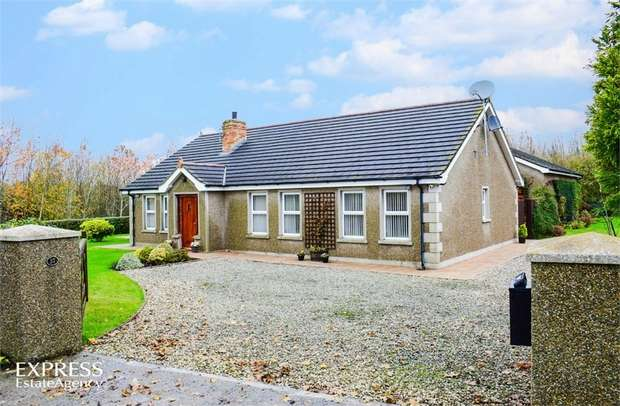 3 Bedrooms Detached Bungalow for sale in Bishops Court Road, Downpatrick, County Down