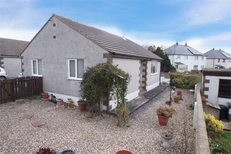 2 Bedrooms Detached Bungalow for sale in CA7 5AN The Island, Anthorn, Wigton, Cumbria