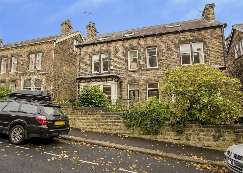 5 Bedrooms Semi Detached House for sale in 28 Wilson Road, Botanical Gardens, S11 8RN