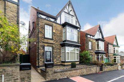 5 Bedrooms Detached House for sale in Carter Knowle Road, Sheffield, South Yorkshire