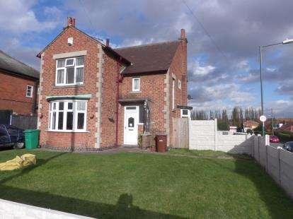 3 Bedrooms Detached House for sale in Bagnall Road, Basford, Nottingham, Nottinghamshire