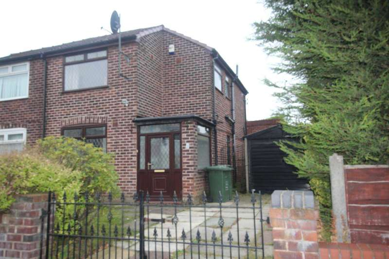 3 Bedrooms Semi Detached House for sale in Windsor Crescent, Manchester