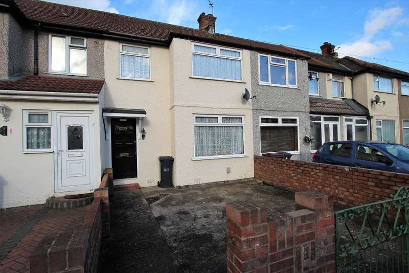 3 Bedrooms Terraced House for sale in Orchard Road, Dagenham, RM10 9PT