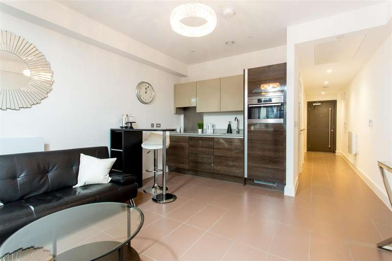 1 Bedroom Flat for sale in Electricity House, City Centre