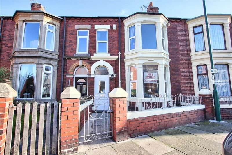 8 Bedrooms Terraced House for sale in Arthur Street, Redcar