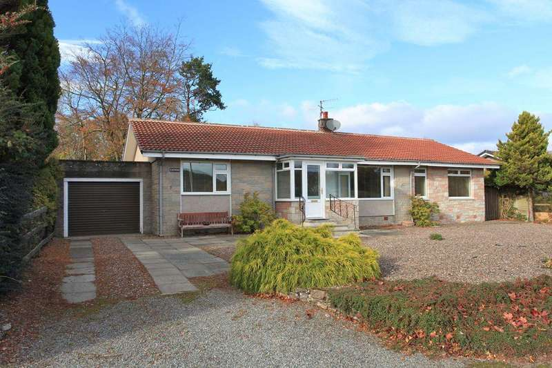 4 Bedrooms Detached Bungalow for sale in 3 Polinard, Comrie, PH6 2HJ