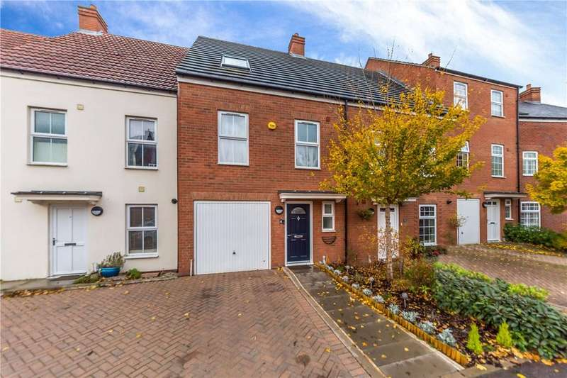 3 Bedrooms Terraced House for sale in Ver Brook Avenue, Markyate, St. Albans, Hertfordshire