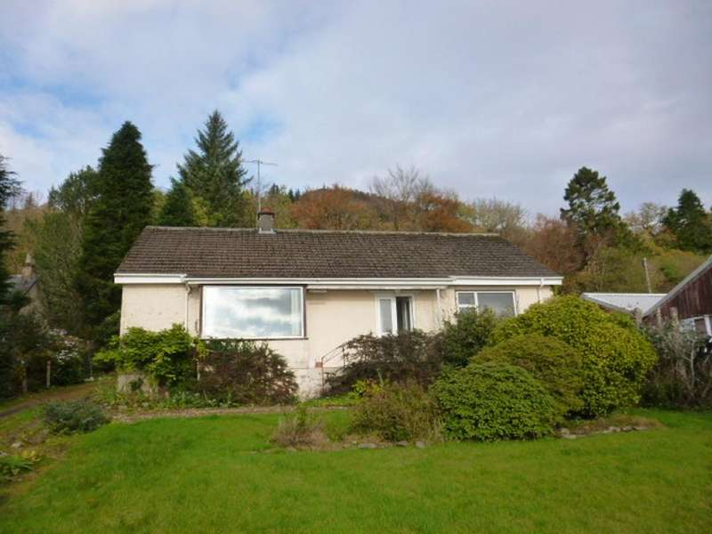 3 Bedrooms Detached Bungalow for sale in Roseville, TIGHNABRUAICH, PA21 2DX