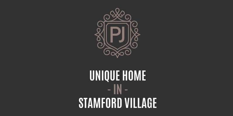 8 Bedrooms Detached House for sale in Unique Home in Stamford Village Setting