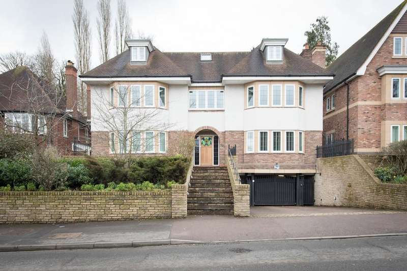 3 Bedrooms Apartment Flat for sale in Clifton Road, Sutton Coldfield