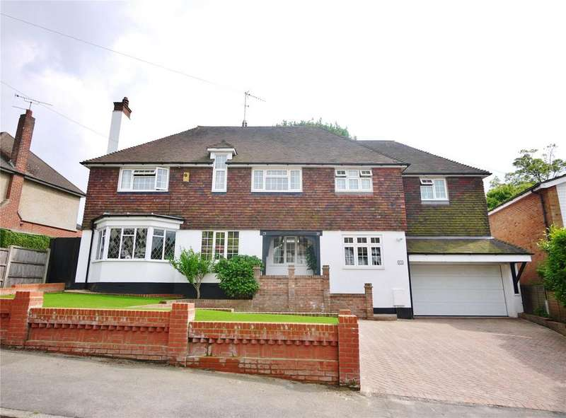 4 Bedrooms Detached House for sale in Headley Chase, Warley, Brentwood, Essex, CM14