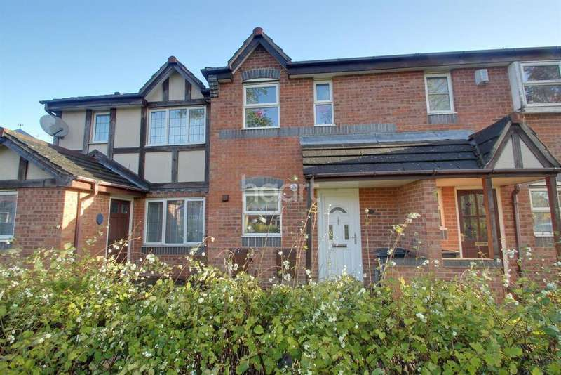 2 Bedrooms Terraced House for sale in St Davids Road, Leicester