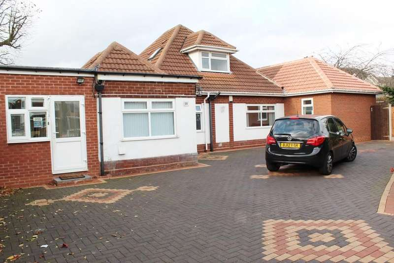 4 Bedrooms Detached Bungalow for sale in Birmingham Road, Great Barr