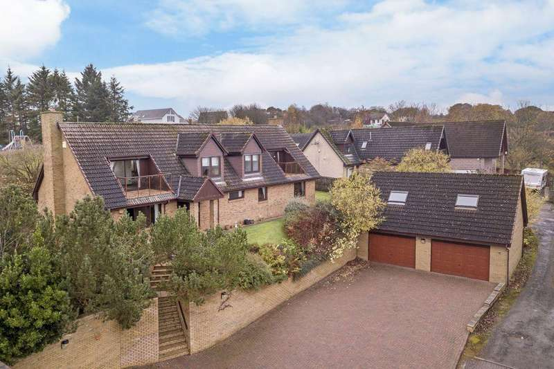 4 Bedrooms Detached House for sale in Elderslie House, Wallacestone Brae