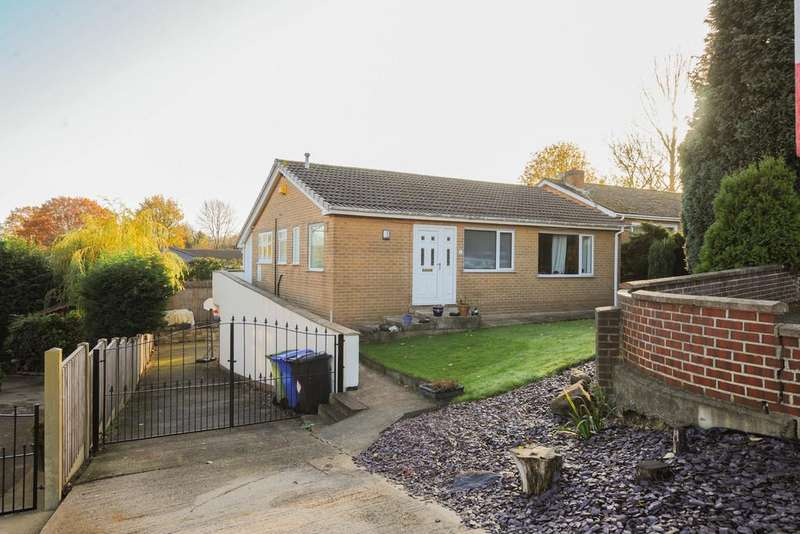 5 Bedrooms Detached House for sale in Tideswell Close, Middlecroft, Chesterfield