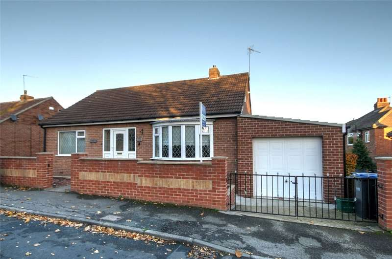 2 Bedrooms Detached Bungalow for sale in Drybourne Park, Shildon, County Durham, DL4