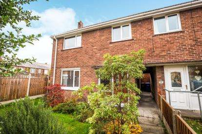 3 Bedrooms End Of Terrace House for sale in Black Dentons Place, Widnes, Cheshire, WA8