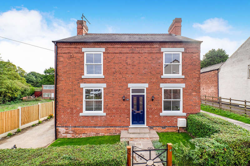4 Bedrooms Detached House for sale in Church Lane, Underwood, Nottingham, NG16
