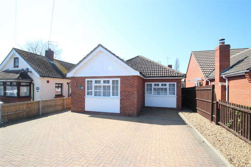 3 Bedrooms Bungalow for sale in Park Square West, Clacton-on-Sea
