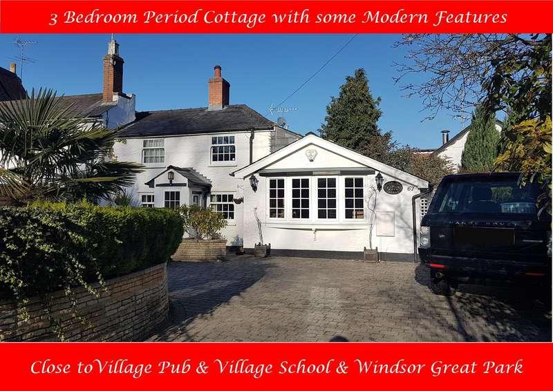 3 Bedrooms Cottage House for sale in Quiet Berkshire Village