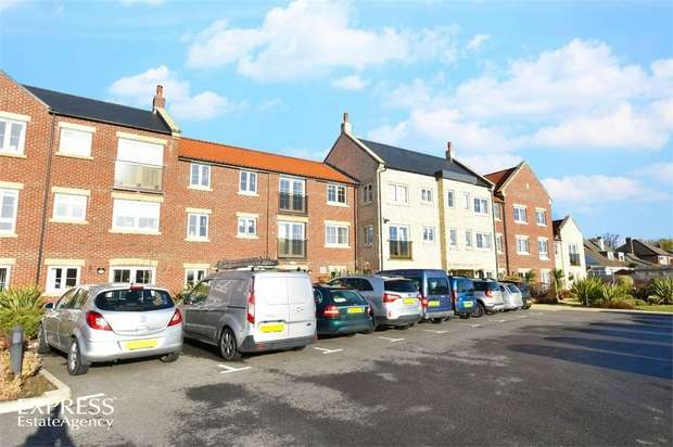 1 Bedroom Flat for sale in Ryebeck Court, Pickering, North Yorkshire