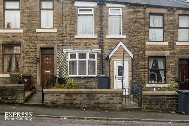 2 Bedrooms Terraced House for sale in Queen Street, Hadfield, Glossop, Derbyshire