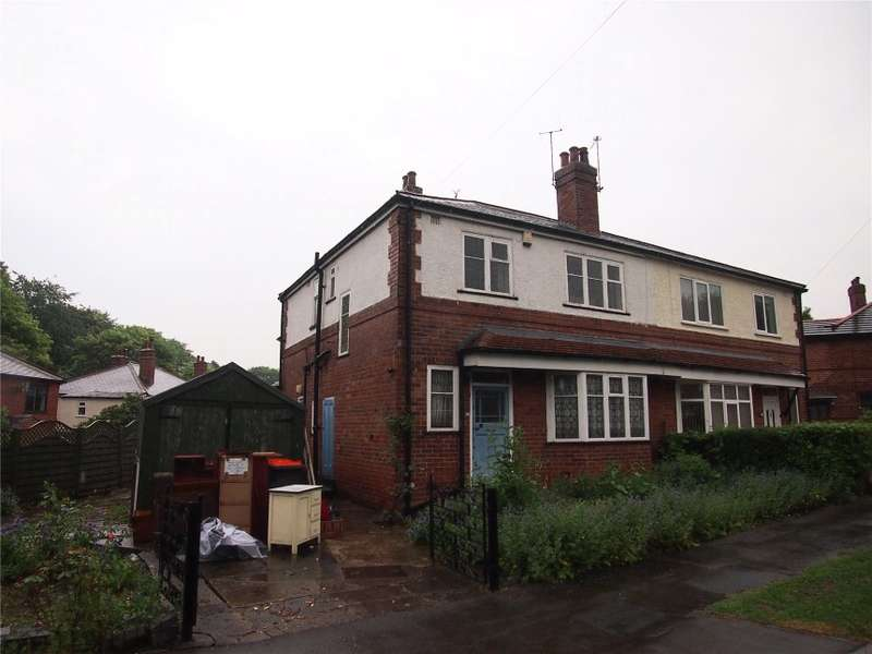 3 Bedrooms Semi Detached House for sale in 36 Woodland Park Road, Leeds, West Yorkshire
